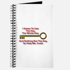 """The Key Rule"" Journal"