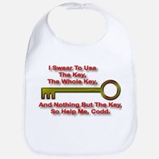 """The Key Rule"" Bib"