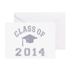 Class Of 2014 Graduation Greeting Card