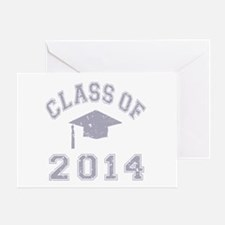 Class Of 2014 Graduation Greeting Card