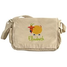 Elizabeth The Capricorn Goat Messenger Bag