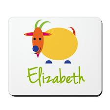 Elizabeth The Capricorn Goat Mousepad