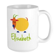 Elizabeth The Capricorn Goat Ceramic Mugs