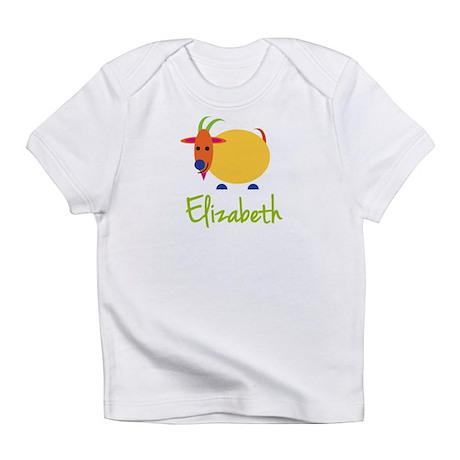 Elizabeth The Capricorn Goat Infant T-Shirt