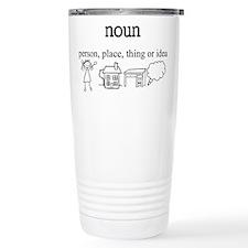 Noun Travel Mug