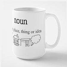 Noun Large Mug