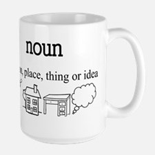 Noun Mug
