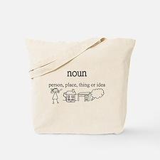 Noun Tote Bag