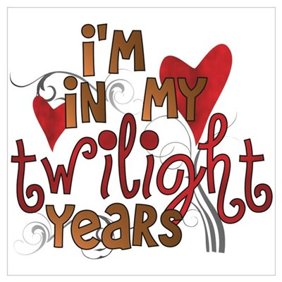 Twilight Years Poster