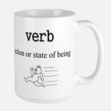Verb Mug