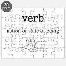 Verb Puzzle