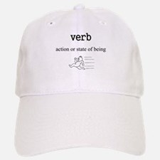Verb Baseball Baseball Cap