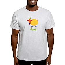 Anna The Capricorn Goat T-Shirt