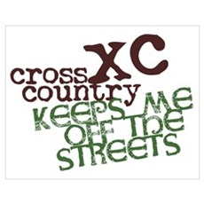 XC Keeps off Streets Poster