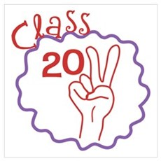 Class 2011 Peace Poster