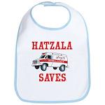 HATZALA SAVES Bib