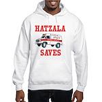 HATZALA SAVES Hooded Sweatshirt