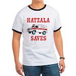 HATZALA SAVES Ringer T