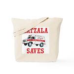 HATZALA SAVES Tote Bag