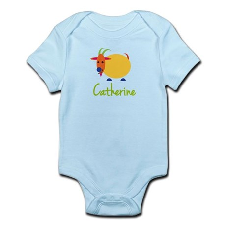 Catherine The Capricorn Goat Infant Bodysuit