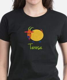 Teresa The Capricorn Goat Tee