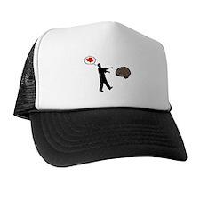 LOVE 4 BRAINS Trucker Hat
