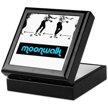 Moonwalk 02 Keepsake Box