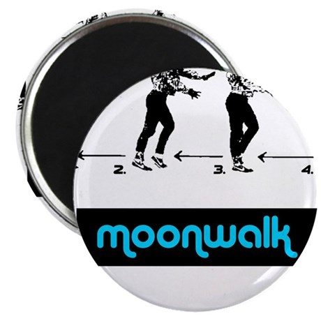 Moonwalk 02 Magnet