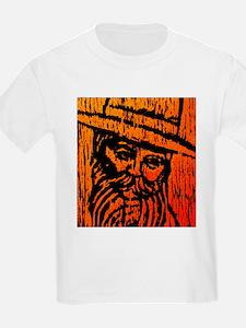 Rebbe Schneerson Kids T-Shirt