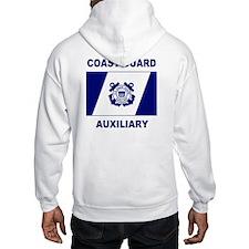 Coast Guard Auxiliary<BR> Hoodie 2