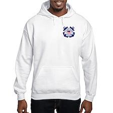Coast Guard Auxiliary Hoodie 3