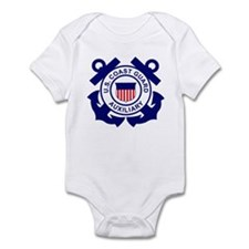 Coast Guard Auxiliary<BR> Infant Creeper