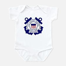 Coast Guard Auxiliary<BR> Infant Creeper