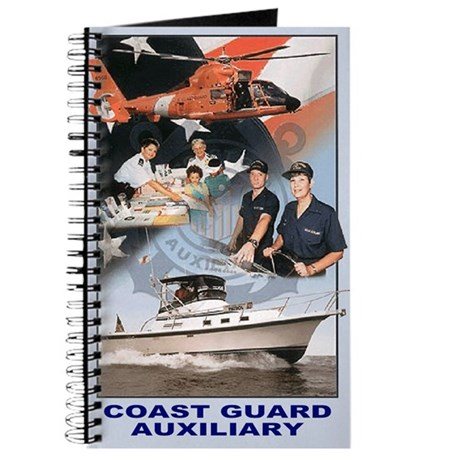 Coast Guard Auxiliary<BR> Log Book