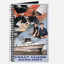 Coast Guard Auxiliary<BR> Log Book