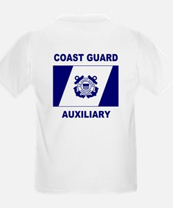 Coast Guard Auxiliary<BR> Kids T-Shirt 2