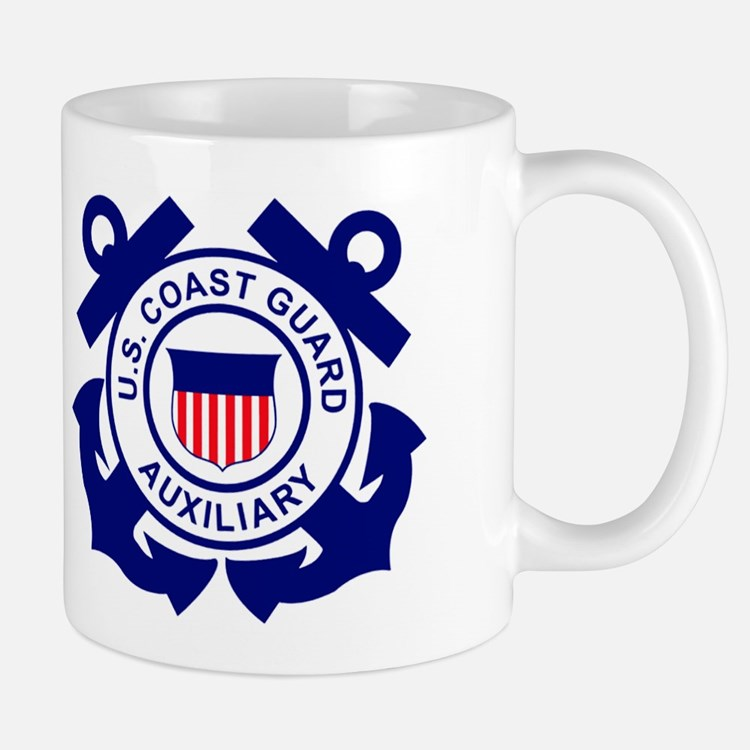 Coast Guard Auxiliary<BR> 11 Ounce Mug