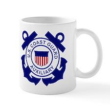 Coast Guard Auxiliary<BR> 11 Ounce Small Mug