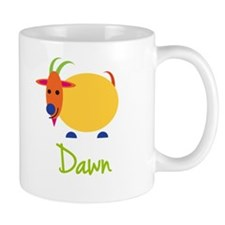 Dawn The Capricorn Goat Mug