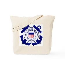 Coast Guard Auxiliary<BR> Tote Bag