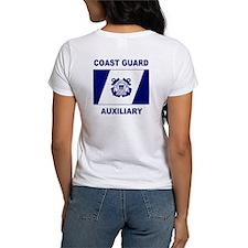 Coast Guard Auxiliary Tee 2