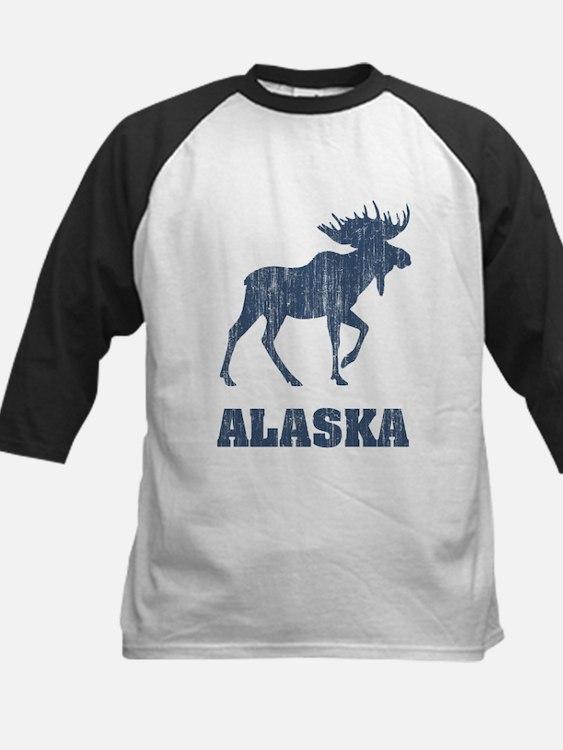 Retro Alaska Moose Tee