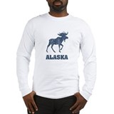 Alaska Long Sleeve T-shirts