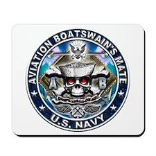 USN Aviation Boatswains Mate Mousepad