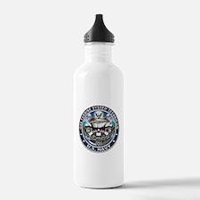 USN Gas Turbine System Techni Water Bottle