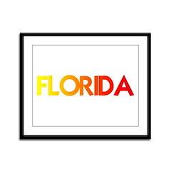 FLORIDA III Framed Panel Print