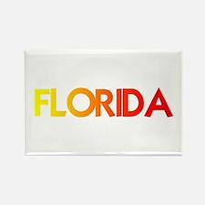 FLORIDA III Rectangle Magnet