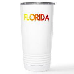 FLORIDA III Stainless Steel Travel Mug