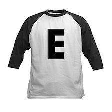 Letter E Tee