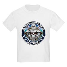 USN Electricians Mate Skull E T-Shirt
